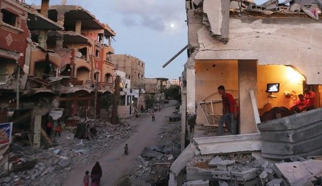 İşgal Güçleri Şufat'ta 10 İşyeri Yıktı