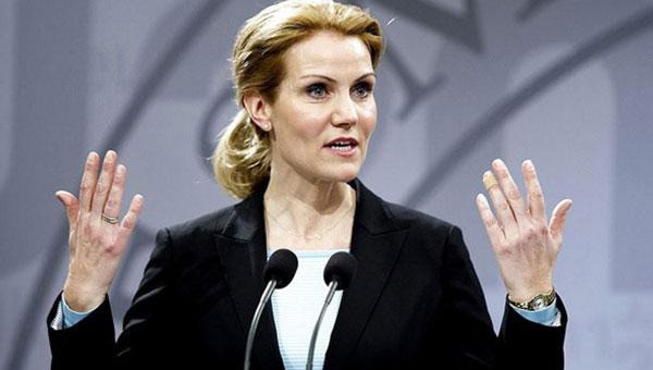 """Danimarka Başbakanı: """"Bu konu burada kapanmadı"""""""