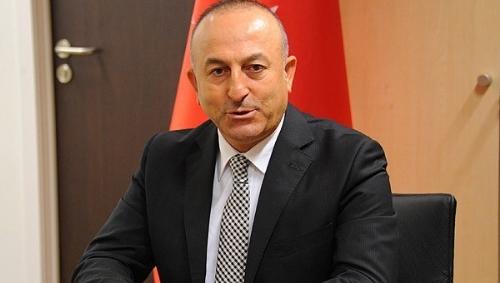 Dışişleri Bakanı'ndan Paris açıklaması