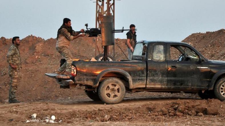 YPG: Türk Ordusu Mevzilerimizi Bombaladı