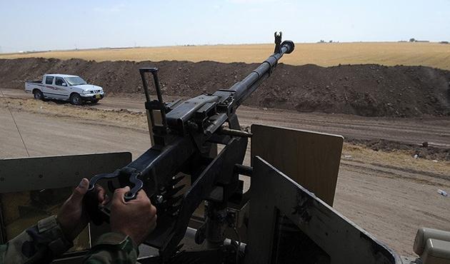 Gönüllülerden Enbar'da  IŞİD'le Savaşmak İçin Amerika Şartı