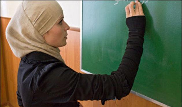 Rusya'da üniversitede başörtüsü yasağı