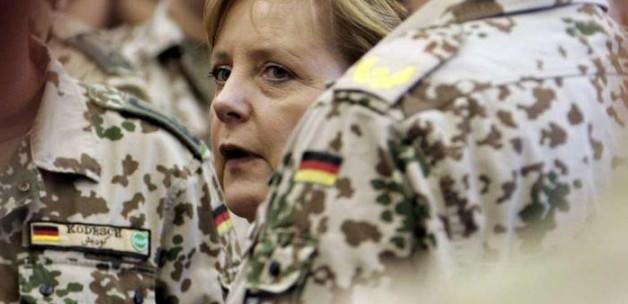 Merkel Rahatsız Oldu