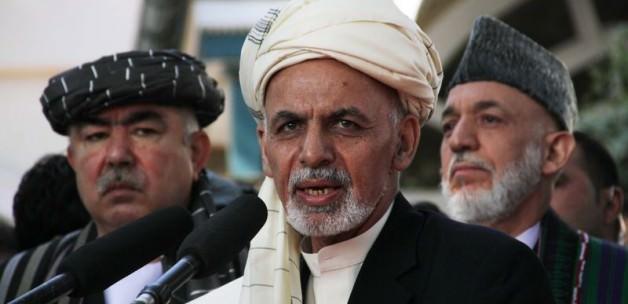 Afgan Cumhurbaşkanı Suud'a Gitti