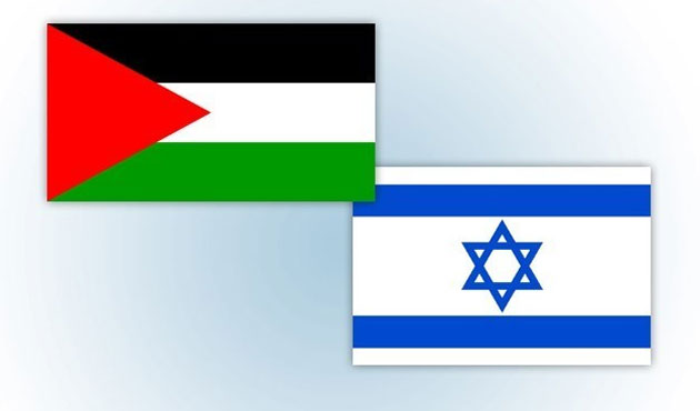 Filistinlilerin evine İsrail baskını