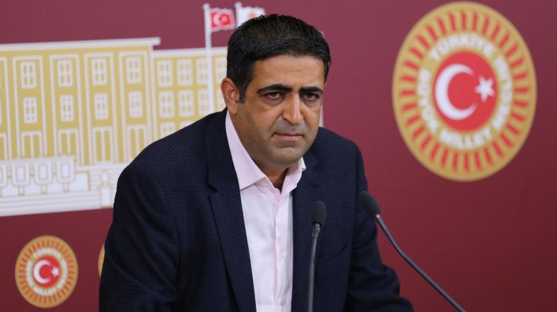 """İdris Baluken: """"Cizre'de Yeni bir Madımak Yaşandı"""""""