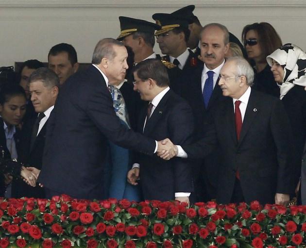 Cumhurbaşkanı Erdoğan'dan yıllar sonra bir ilk!