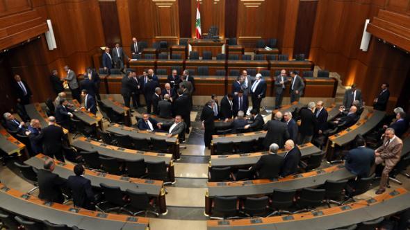 Lübnan cumhurbaşkanını yine seçemedi