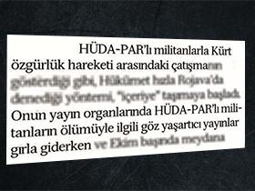 PKK Medyası Katillere Sahip mi Çıkıyor?