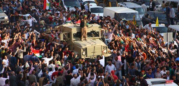 Peşmerge'nin Türkiye'den geçişinde neler yaşandı?