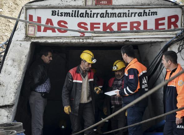 Ermenek'te Mahkemeye Sevk Edilen 5 Kişi Tutuklandı