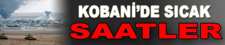Kobani'de Tekfircilere Şok