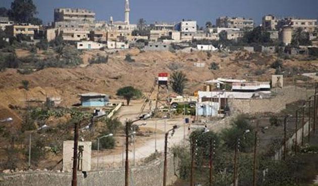İsrail Gazze'deki sınır kapılarını kapatıyor