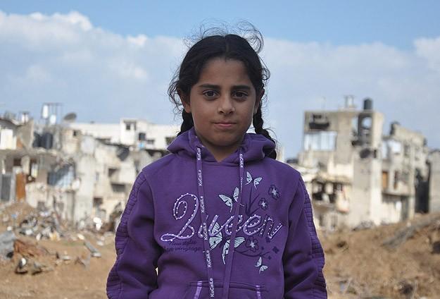 Gazze'li Küçük Meram: Çok Üşüyoruz