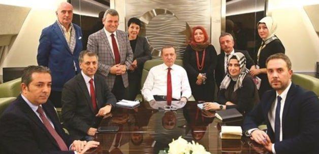 Erdoğan'dan '1000 odalı saray' yorumu: Küçük düşünenler bu tür eserler ortaya koyamaz