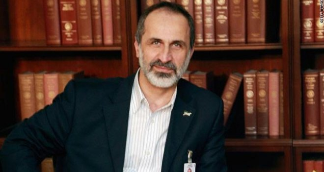 Muaz El-Hatib: Rejimle de görüşeceğiz