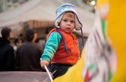 İsrail İki Yaşında Çocuğun Tutuklanmasını Emretti
