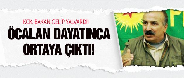 Mustafa Karasu'dan 'Bakan Kobani için yalvardı' iddiası