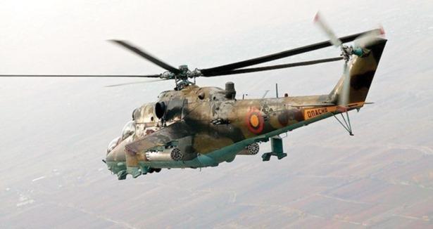 Azerbaycan Ermeni helikopterini düşürdü