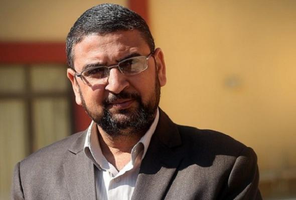 Hamas Sözcüsü Ebu Zuhri: İsrail savaş suçlarını gölgeliyor