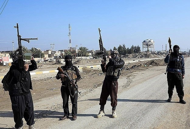 IŞİD'e silah satan gruba operasyon