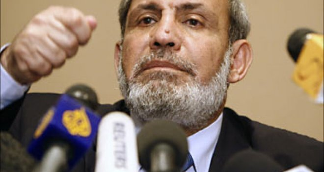 Mahmud Zahhar İstifa Etti İddiasına Hamas'dan  Yanıt