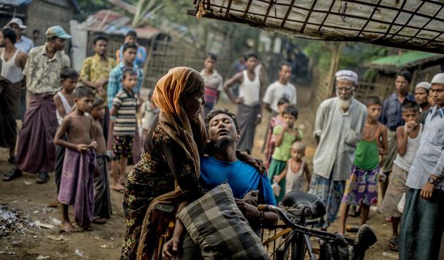 BM'den, Myanmar'a Arakanlı Müslümanlar Çağrısı