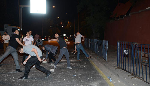 Ankara'da Siyonist Konuta Taş Atan 3 Çocuğa Hapis Cezası İstendi