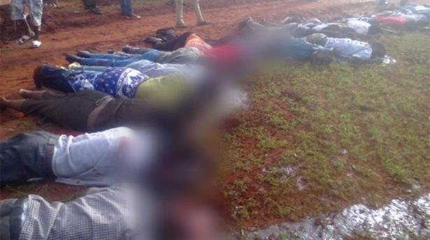 El Kaide'den Kenya'da Vahşet: 28 Kişinin Kafası Kesildi