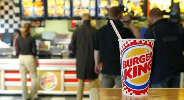 Burger King'de Fare Skandalı