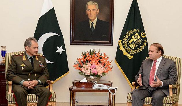 Rusya - Pakistan arasında askeri işbirliği