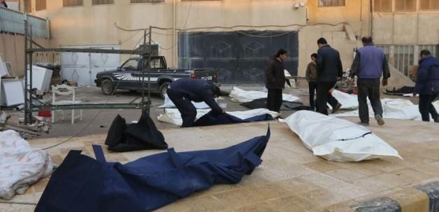 Suriye Rejimi IŞİD Kontrolündeki Rakka'yı Bombaladı