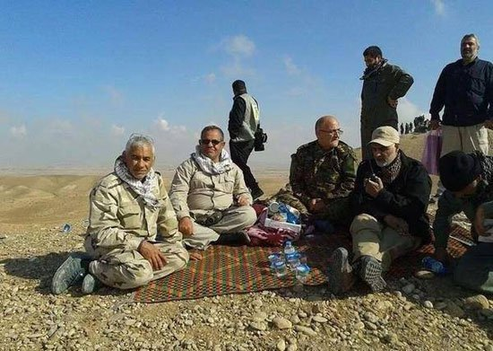 İran'ın Irak'taki Askeri Varlığı Açıklandı