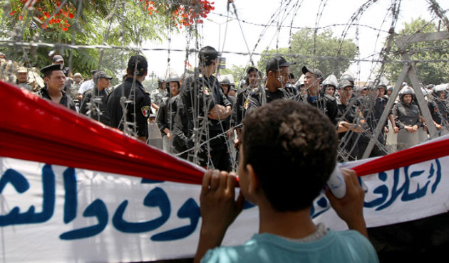 Mısır'da Kanlı Pazar