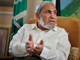 """Mahmud Zahar: """"Filistin Siyonistlerin Mezarı Olacak"""""""