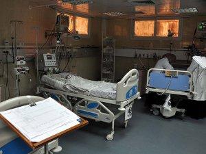 Gazze'de Sağlık Sektöründe Kriz