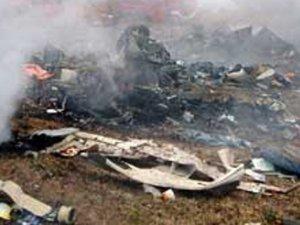 Kenya Savaş Uçağı Somali'de Düştü