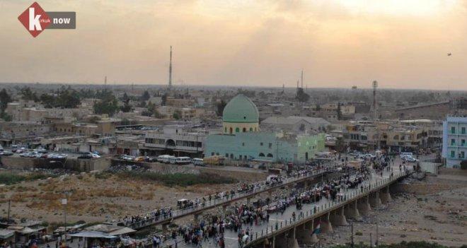 """""""Kerkük'ün Kürdistan'a ilhakı tehlikeye girdi"""""""