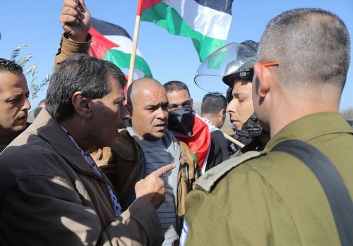 Filistin Halkı İşgale Karşı Direnişin Artırılmasını İstedi