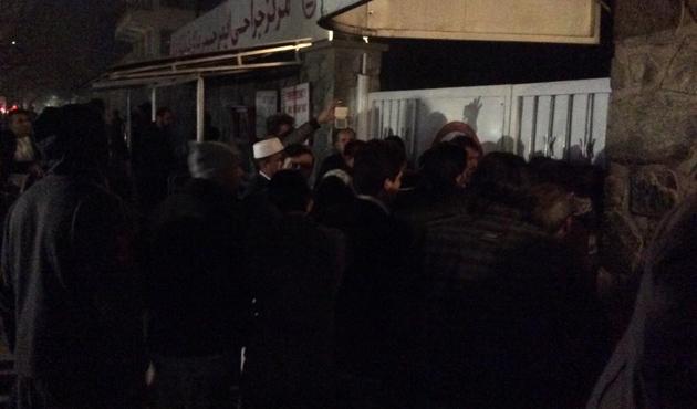 Afganistan'da Fransız kültür merkezine saldırı