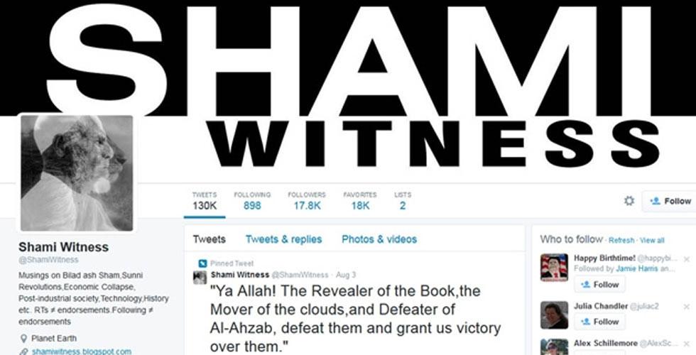 IŞİD'in sosyal medyacısı deşifre oldu