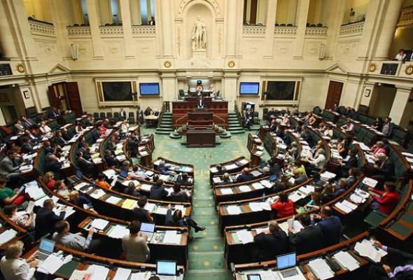 Belçika hükümetine Filistsin çağrısı