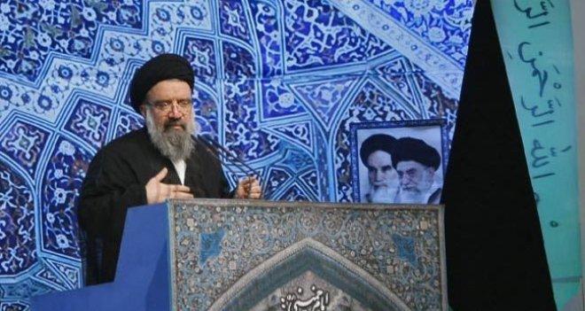 Tahran Cuma İmamı: Amerika insan hakları ihlalinde zirveyi temsil ediyor