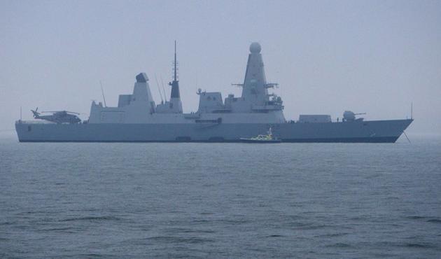 Çin, ABD Gemisine Mi Saldırdı?