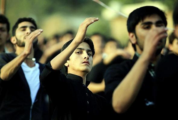 "İran'da ""Erbain"" merasimleri"