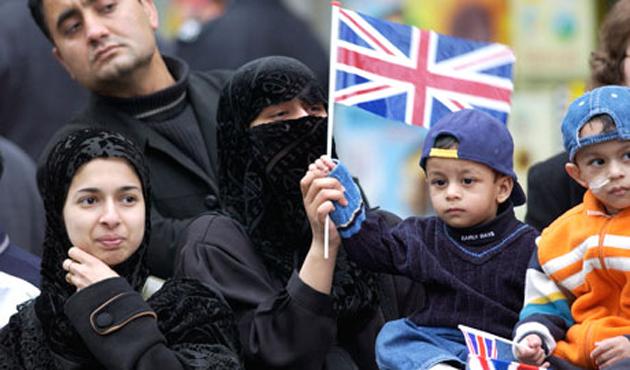 İngiltere'de İslam'ı seçenlerin sayısı iki kat arttı