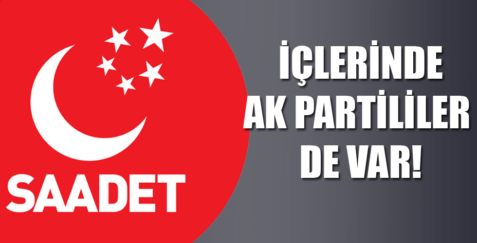 Samanyolu TV'de Saadet Partisi'ne şok benzetme