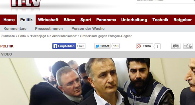 Alman medyası son operasyonunu böyle gördü