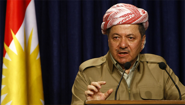 Barzani Washington'da