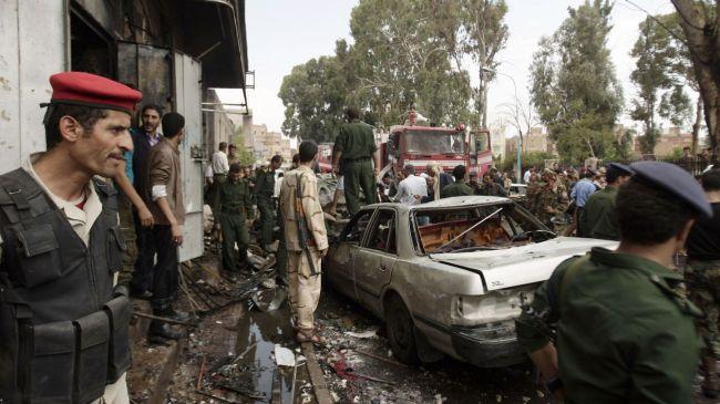Yemen'de 2014'te 7 Bin 600 Kişi Öldürüldü